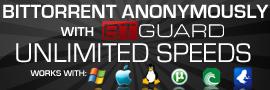 BTGuard - BitTorrent Anonymously