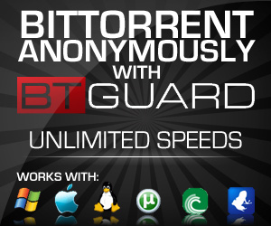 BTGuard - BitTorrent Anonymously